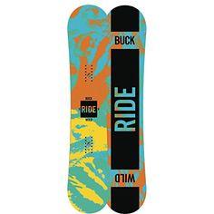 Ride Lil Buck Boys Snowboard 2016 148cm