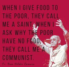 Food the poor