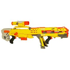 Nerf Gut CS6 Long Shot - one basic piece of my next cosplay project!    Source: http://www.toysrus.de/product/index.jsp?productId=4587021