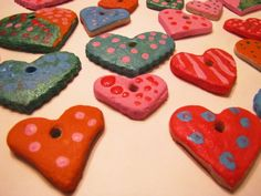 salt dough ornaments diy blog