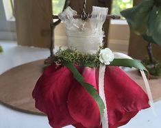 Fairy's Work by Olive Miniatures Dress Found in the