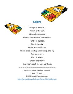 Toddler & Preschool Songs | Colors, STEM | Music & Movement | AbridgeClub.com