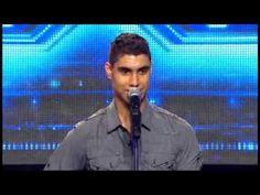 Performance a X-Factor di Emmanuel Kelly