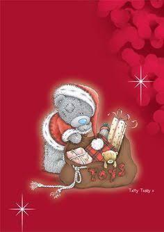 Resultado de imagen para tatty teddy christmas