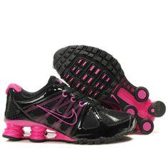 detailed look c2d8d 49dd4 Nike Shox Turbo 2 Black Pink Women Shoes Sale: $79.59 Nike Shox For Women,