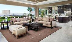 Jocelyn CAL Greatroom | Sanctuary At San Elijo Hills | Richmond American  Homes |
