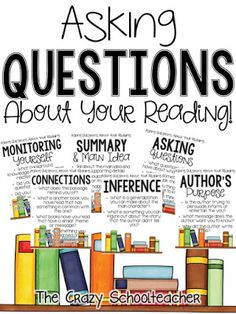 FREEBIE - Asking Questions about your Reading