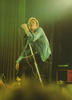 The Clash: Joe Strummer 1976