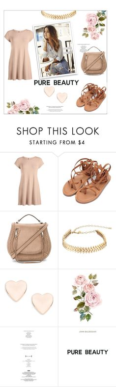 """Untitled #189"" by dasiy89 on Polyvore featuring Rebecca Minkoff, Ted Baker, StyleNanda and Bomedo"