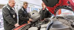 Ajoneuvoilmastoinnin pätevöitymiskoulutus mekaanikoille | AEL - Elinkeinoelämän koulutuspalvelut