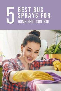 The 5 Best Bug Sprays for Home Pest Control | How to get rid of pests | Essential DIY Home Care Tips | Home Remedies | Bug Repellant | Natural | Insecticide | Indoor & Outdoor | Garden Bugs