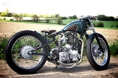 Custom Royal Enfield by Old Empire Motorcycles