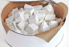 sugar free marshmallows - I  have always wanted to make sugar free rice krispy treats and smores!!