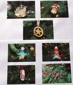Ornament I-Spy (DIY), take pictures of ornaments on the tree, print out a sheet and laminate. Have children cross them off with a dry erase marker once they've found them. Christmas Activities For Kids, Christmas Themes, Winter Christmas, Christmas Stuff, Christmas Snacks, Preschool Christmas, Winter Holidays, Merry Christmas, Xmas