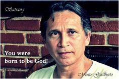 Você nasceu para ser Deus. Satsang Mestre Gualberto @marcosgualberto