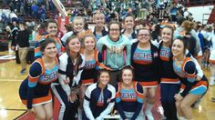 Cheer Team Places 7th in State Finals   Pacer Varsity Club