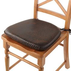 Faux Leather Chair Pad Improvements By Improvements 14