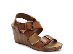 Crown Vintage Sigh Wedge Sandal