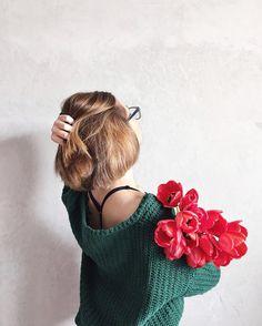 415 отметок «Нравится», 13 комментариев — Мышкина, Москва (@katerina.myshkina) в Instagram: «А спонсор сегодняшнего вдохновения - тюльпаны с дачи Тюльпаны с дачи - и места на телефоне как не…»