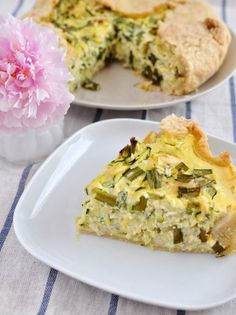 Pizza Tarts, Pastry Recipes, Starters, Quiche, Bread, Snacks, Vegetables, Breakfast, Salt