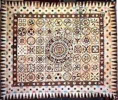 Barbara Brackman's MATERIAL CULTURE: Jane Pizar Quilt: How Old