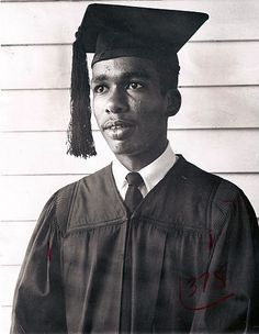 Thank you Mr Ernest Green for going before us. Central High, Little Rock, AR 1958.