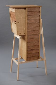 Cabinet Furniture, Art Furniture, Plywood Furniture, Unique Furniture, Contemporary Furniture, Furniture Making, Plywood Art, Vintage Furniture Design, Recycled Furniture