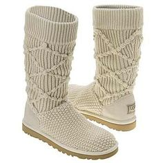 Uggs, never seen these before! I want I want!