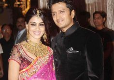 Riteish Deshmukh and Genelia D Souza Blessed with Baby Boy