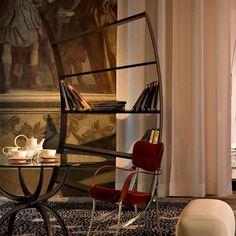 Libreria Virgo Driade design Xavier Lust #driade #xavierlust