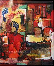 Blaise Bang - Artiste plasticien - Cameroun - Reserver hotel - Cameroun - Cameroon