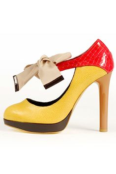 Gaspard Yurkievich - Women's Shoes - 2010 Fall-Winter