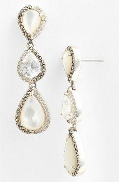 Judith Jack 'Amore' Linear Earrings   Nordstrom