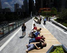 Con un nuevo parque lineal, el World Trade Center suma verde en medio de los rascacielos
