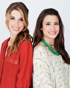 Birchbox Founders - Barna and Beauchamp- Our Rengade Chicks of the week! http://renegadechicks.com/renegade-chicks-of-the-week-birchbox-founders-hayley-barna-katia-beauchamp/