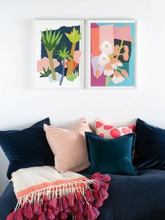 Ever wondered about what goes behind those calm and prettily styled shots you see in magazines, Pinterest and Instagram?     I was fortunate recently to style, fellow Gold Coaster,Leah Bartholomew's, new art collection. I have long been a fan ofLeah's work (I introduced you to Leah's bold and beautiful, native flora-inspired …...