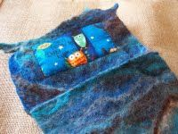 Wet felting pictorial tutorial by Snow Queen · Felting | CraftGossip.com