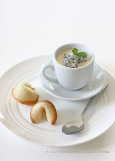 Jasmine Tea and Honey Panna Cotta Recipe