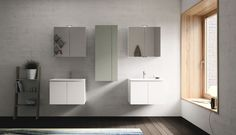 Less is more bagno design puntotre i ruggenti