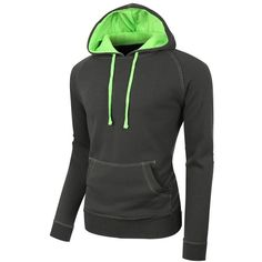 LE3NO PREMIUM Mens Contrast Drawstring Fleece Raglan Pullover Hoodie (€26) ❤ liked on Polyvore featuring men's fashion, men's clothing, men's hoodies, mens hooded sweatshirts, mens hoodie, mens raglan hoodie, mens fleece hoodies and mens sweatshirts and hoodies
