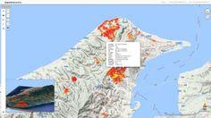 Grading map - 10 Messina