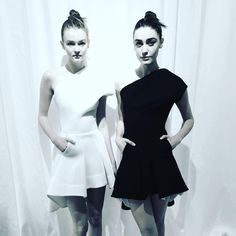 Maticevski Paris fashion week showings SS16 | tonimaticevski.com