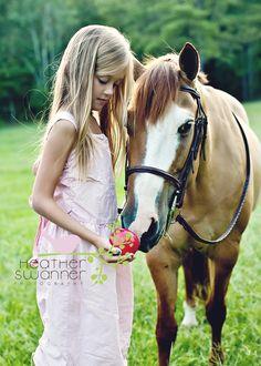 horse and children photography   Horse Girls (Birmingham Children's Photographer ...