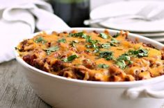 Chili Pasta Bake | Tasty Kitchen: A Happy Recipe Community!