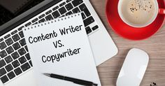 Content Writer VS. Copywriter | Welcome to My Own World - Pertiwi Yuliana