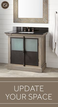 Shop quality crafted vanities to bring functional style to your space. Hundreds of options are available for your guest, half, or master bath.