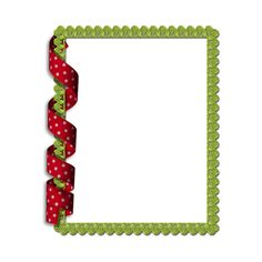 blushbutter_strawberry_9B.png ❤ liked on Polyvore featuring frames, christmas, borders, fillers and picture frame