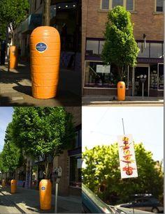 城市美學的新態度: 創意實體戶外廣告