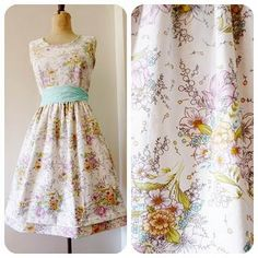 why am i so drawn to vintage dresses?