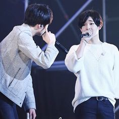 Kangnam ❤️ baby Taehyun and Seungyoon!! Ah my feels!